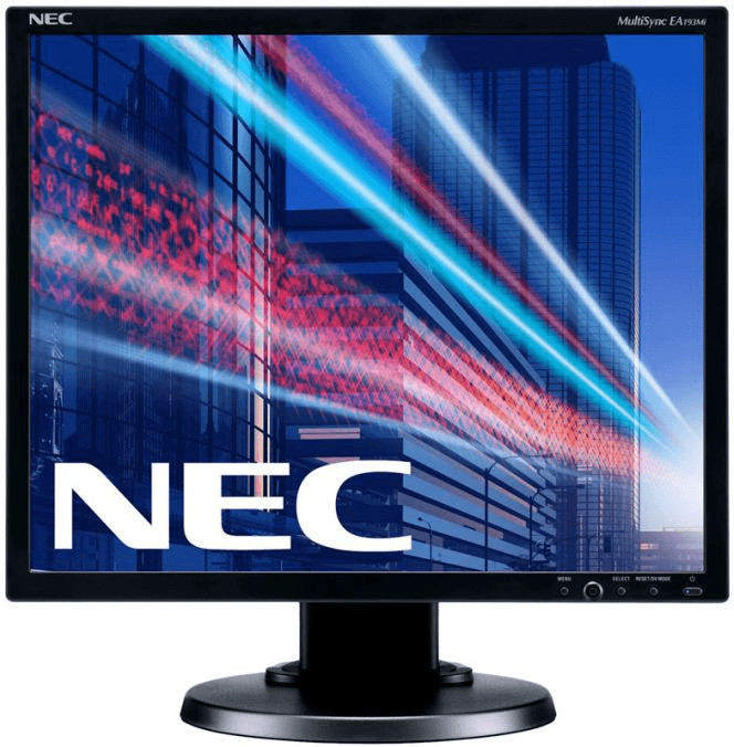 NEC Display Solutions Multisync EA193Mi schwarz