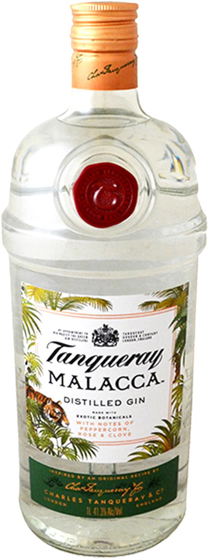 Tanqueray Malacca Gin 1l 41,3%