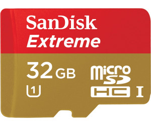 Sandisk microSDHC Mobile Extreme 32GB Class 10 UHS-I (SDSDQXL-032G-G46A)