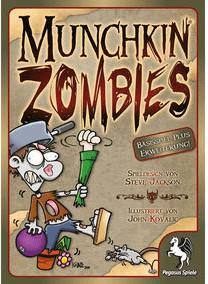 Pegasus Munchkin Zombies 1+2