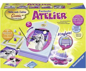 Ravensburger Malen Nach Zahlen Classic Fantastic Atelier Ab 5285