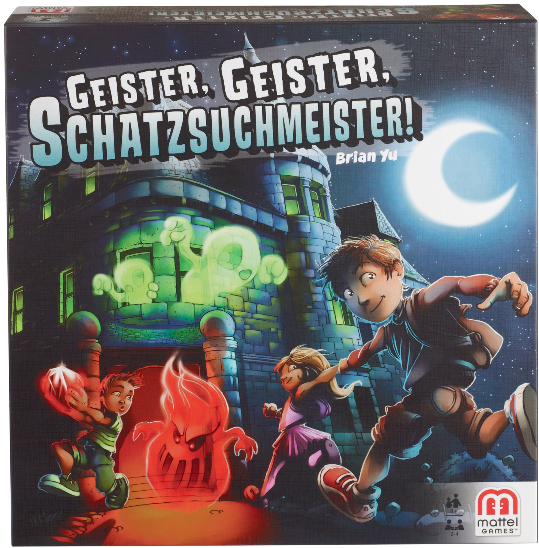 Geister, Geister, Schatzsuchmeister!