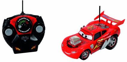 Majorette Cars 2 - Hot Rod McQueen 1/24 RC