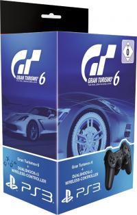 Gran Turismo 6 + Dualshock 3 Controller (PS3)