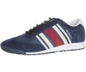 Le coq spotif Gr.43 Sneakers low Leder weiß Übergröße Damen