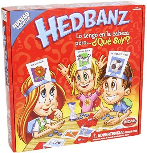 Bizak Hedbanz (spanisch)