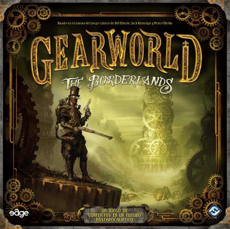 Edge Entertainment Gearworld - The borderlands