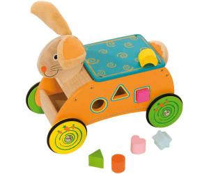 Image of Bigjigs Bunny Ride On