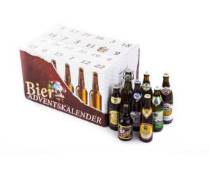 Bier Weihnachtskalender.Gourmeo24 Com Bier Adventskalender Bayerisches Bier 24