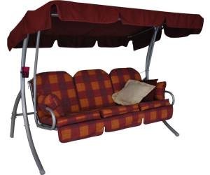 angerer ibiza hollywood schaukel 3 sitzer design dublin bordeaux ab 349 99 preisvergleich. Black Bedroom Furniture Sets. Home Design Ideas