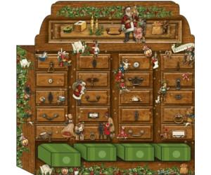roth nostalgischer adventskalender zum bef llen ab 15 77 preisvergleich bei. Black Bedroom Furniture Sets. Home Design Ideas
