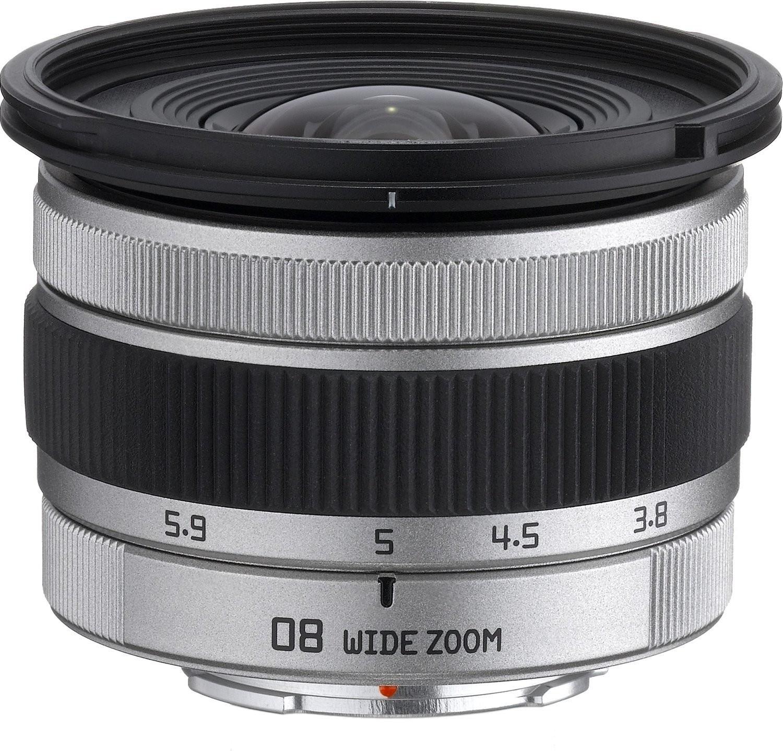 Pentax 08 Wide Zoom 3.8 mm-5.9 mm f3.7-f4