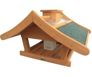 habau vogelhaus estland mit futtersilo und st nder ab 53 37 preisvergleich bei. Black Bedroom Furniture Sets. Home Design Ideas