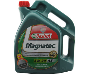 buy castrol magnatec 5w 30 a5 from compare prices. Black Bedroom Furniture Sets. Home Design Ideas