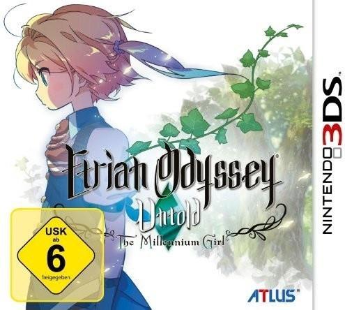 Etrian Odyssey: Untold - The Millennium Girl (3DS)