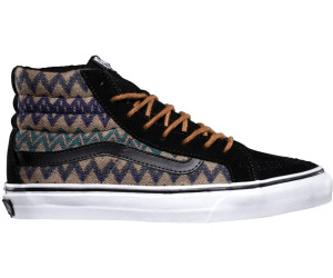 d30813a359 Vans Sk8-Hi Slim zig zag black true white ab 39