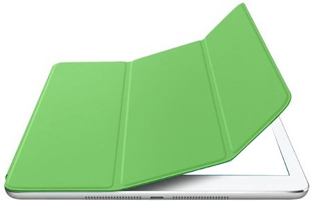 Image of Apple iPad Air Smart Cover green (MF056ZM/A)