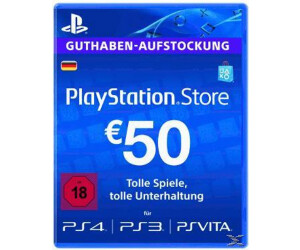 Sony Playstation Store Guthaben Aufstockung Ab 4 91 April 2020