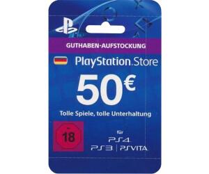 Sony Playstation Store Guthaben Aufstockung Ab 4 91 Marz 2020
