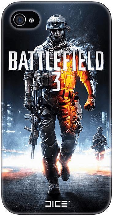 Bigben Cover Battlefield 3 (iPhone 4/4S)