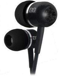 BassBuds Fashion Collection Midnight