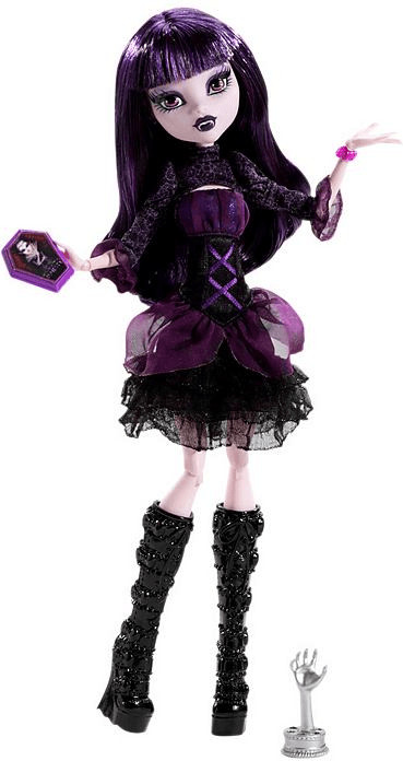 Monster High Frights Camera Action Elissabat