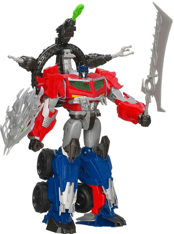 Image of Transformers Prime - Beast Hunters: Optimus Prime