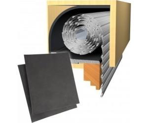 Jarolift Rollladendämmung 100 x 50cm (13mm)