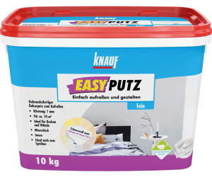 knauf easy putz 1 0 mm 10 kg ab 24 89 preisvergleich bei. Black Bedroom Furniture Sets. Home Design Ideas