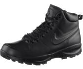 Nike Manoa Leather noirnoirnoir