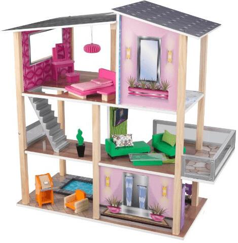 KidKraft Modernes Wohnhaus (65822)