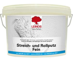 Leinos Streich- und Rollputz Fein 685 (10 kg)