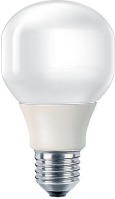 Philips Softone Energiesparlampe 11 W, warmweiß...