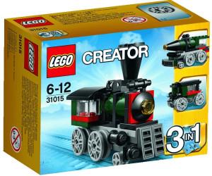 lego creator 3 in 1 lokomotive 31015 ab 18 99. Black Bedroom Furniture Sets. Home Design Ideas