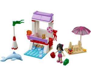 LEGO Friends La postazione da bagnina di Emma (41028) a