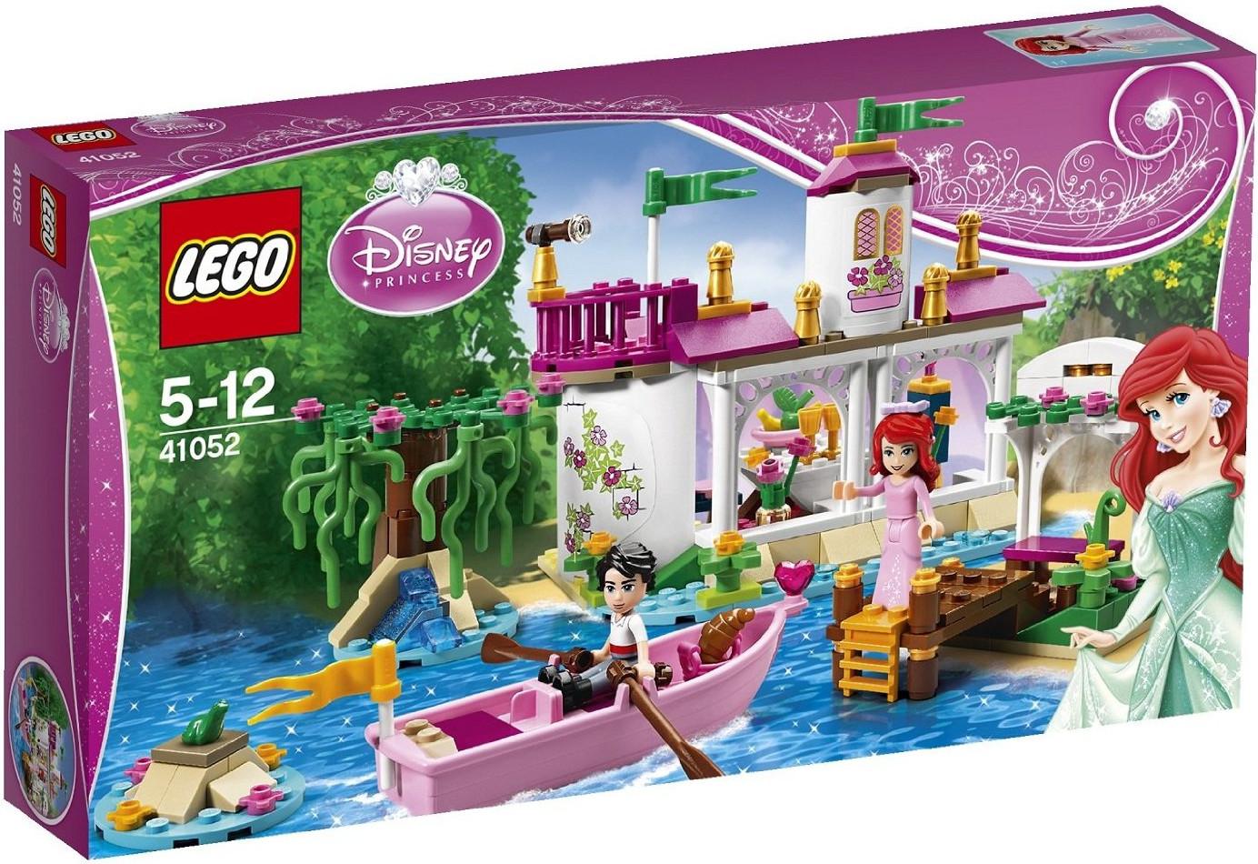 LEGO Disney Princess - Le baiser magique d'Ariel et son prince (41052)