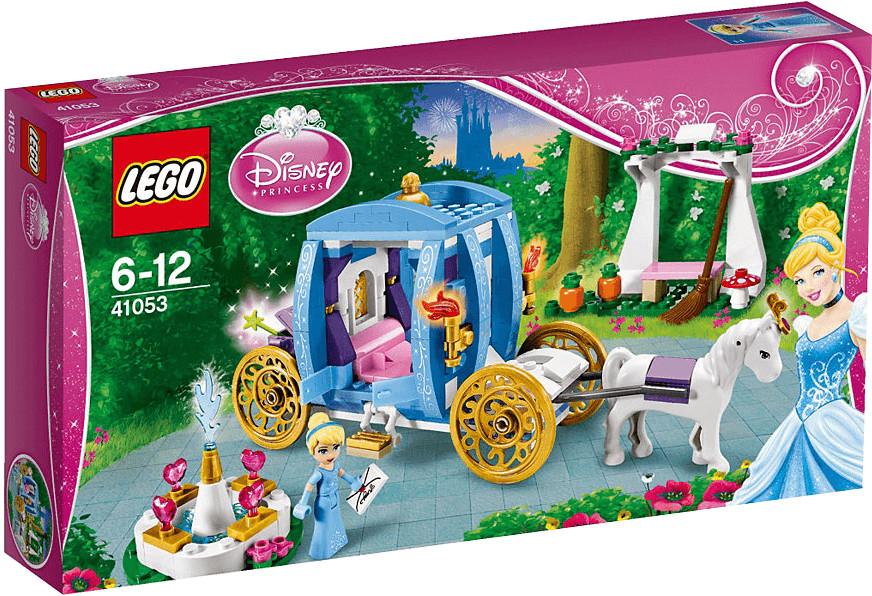 LEGO Disney Princess - Le carrosse enchanté de Cendrillon (41053)
