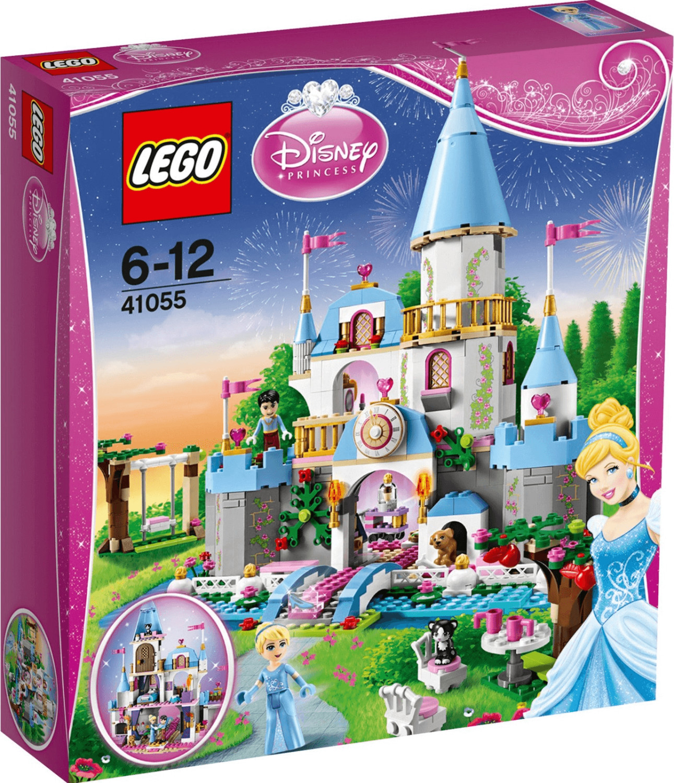 LEGO Disney Princess - Le château de Cendrillon (41055)