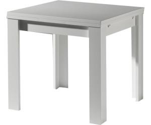 m usbacher esstisch 80x60cm wei ab 89 00 preisvergleich bei. Black Bedroom Furniture Sets. Home Design Ideas