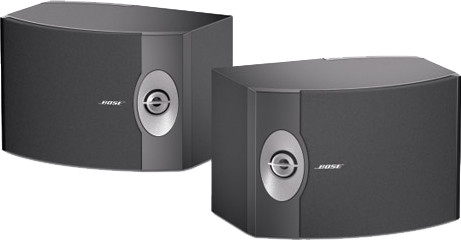 Bose 301 Direct/Reflecting Speaker System (negro)