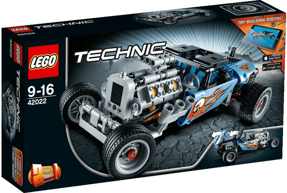 LEGO Technic - Hot Rod (42022)