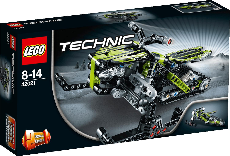 LEGO Technic - Schneemobil (42021)