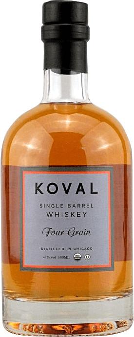 Koval Four Grain 0,5l 47%
