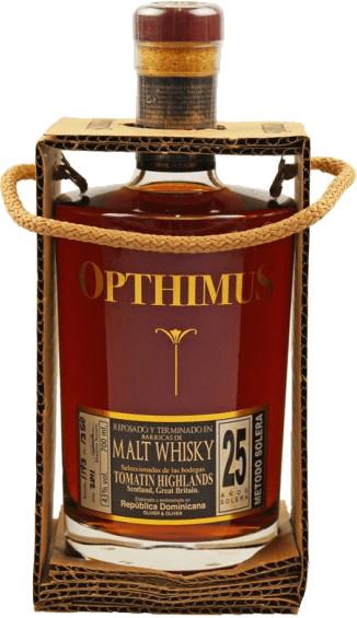 Opthimus 25 Jahre Whisky Finish 43%