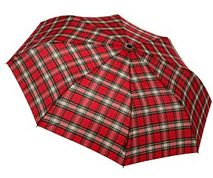 Image of Knirps 865 Minimatic Light red check
