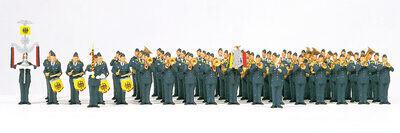 Preiser Musikkorps Luftwaffe Bundeswehr (13256)
