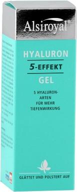 Alsitan Alsiroyal Hyaluron 5 Effekt Gel (30ml)