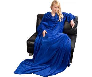 Snuggle Decke Mit ärmeln.Fleuresse Kuscheldecke Mit Armeln 165 X 200 Cm Ab 30 99