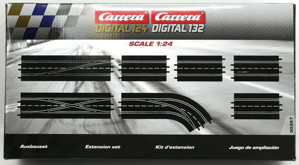 Carrera Digital 124 / 132 Ausbauset