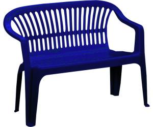 fun star diva monoblock bank 2 sitzer blau ab 31 95. Black Bedroom Furniture Sets. Home Design Ideas